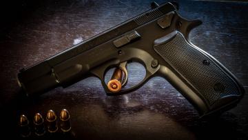 обоя cz-75bd, оружие, пистолеты, ствол