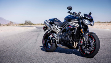 обоя triumph speed triple rs  , 2018, мотоциклы, triumph, speed, triple, rs, 4k, триумф, мотоцикл