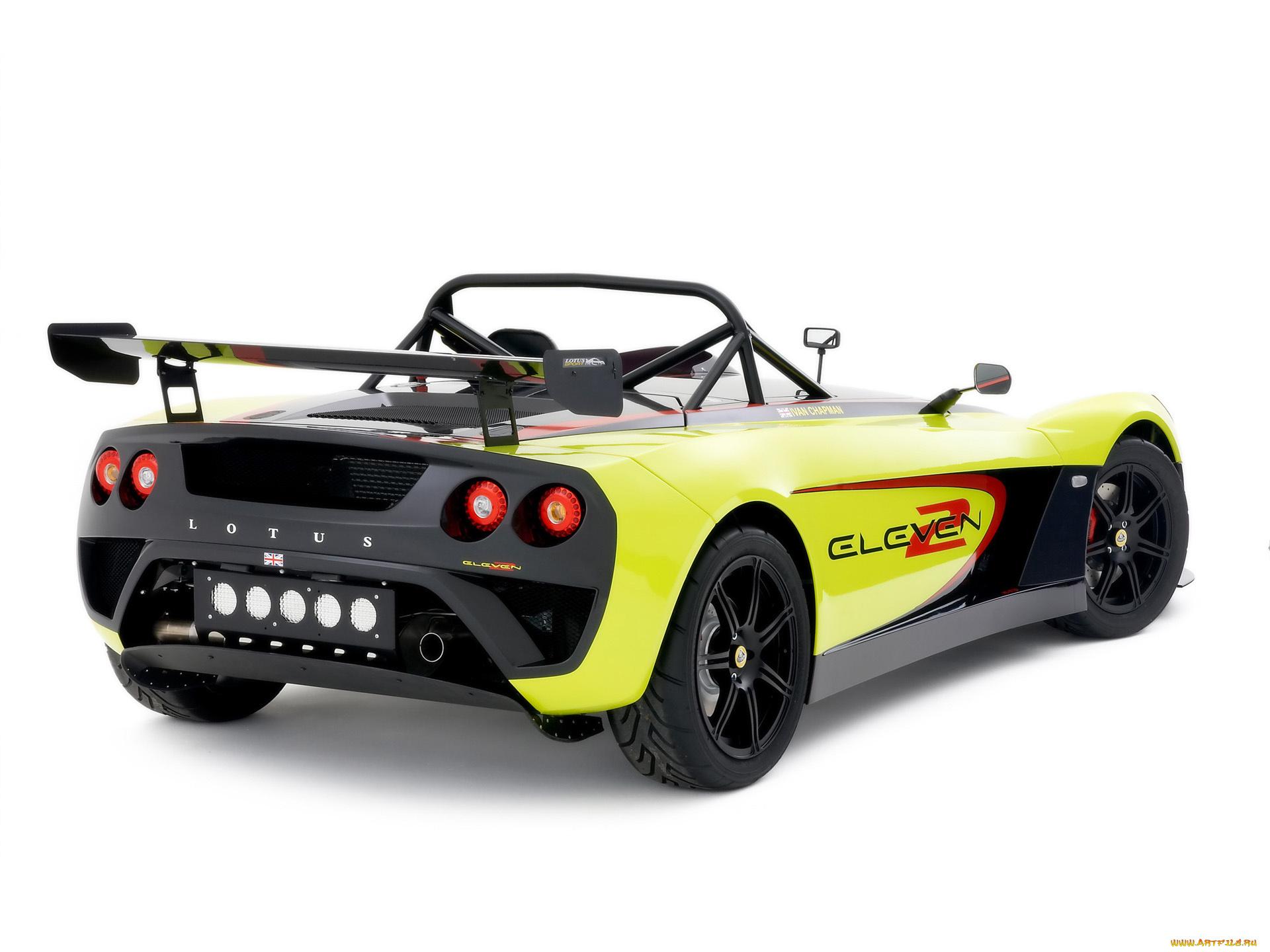спортивный автомобиль lotus 3 eleven sports car без смс