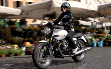 Картинка мотоциклы мото девушкой мотоцикл девушка