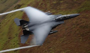 Картинка авиация боевые+самолёты mcdonnell douglas полёт пилоты истребитель eagle f-15e