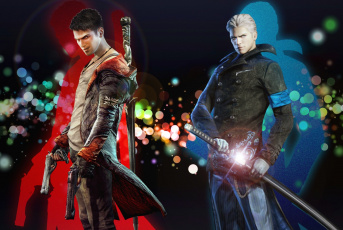 Картинка видео+игры devil+may+cry+3 +dante`s+awakening dmc dante