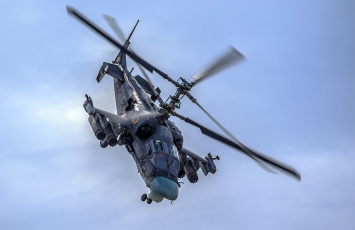 обоя ka-52, авиация, вертолёты, вертушка