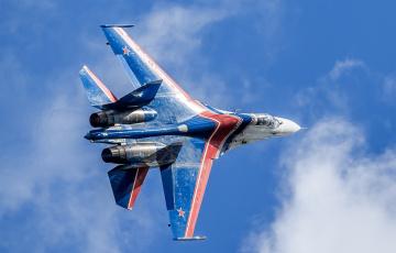обоя su-27