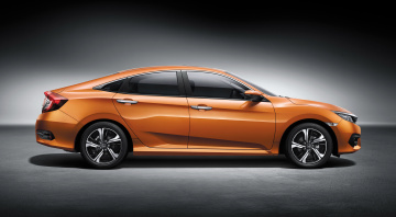 Картинка автомобили honda 2016г cn-spec civic