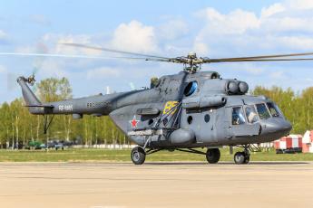 обоя mi-8mtv-5, авиация, вертолёты, вертушка