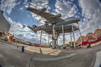 обоя авиация, памятники авиационных изделий, авиалайнер