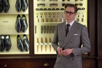 обоя кино фильмы, kingsman,  the secret service, colin, firth