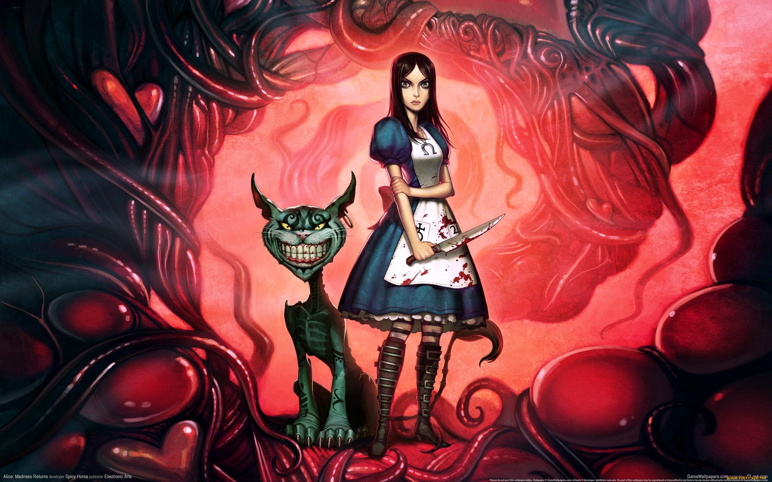 Алиса Обои На Рабочий Стол