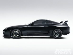 Картинка 1998 toyota supra автомобили