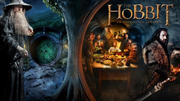 Картинка the hobbit an unexpected journey кино фильмы хоббит