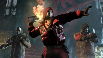 Картинка видео игры batman arkham origins