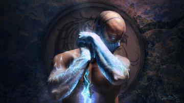 Картинка видео игры mortal kombat 2011  9