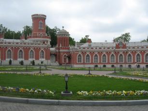 обоя петровский путевой дворец, города, москва , россия, петровский, путевой, москва, дворец