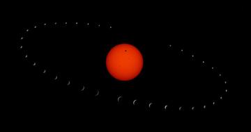обоя космос, солнце, планеты