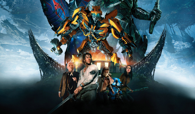 Обои картинки фото кино фильмы, transformers,  the last knight, the, last, knight