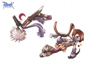 Картинка видео игры ragnarok online