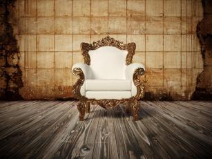 обоя интерьер, мебель, кресло