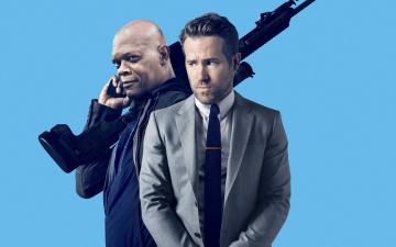 обоя кино фильмы, the hitmans bodyguard, телохранитель, киллера, the, hitmans, bodyguard