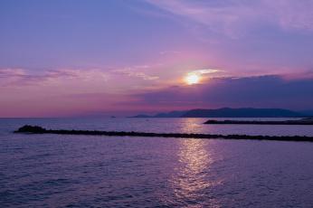 обоя природа, восходы, закаты, закат