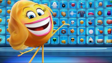 обоя мультфильмы, the emoji movie, the, emoji, movie