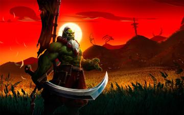 обоя видео игры, heroes of the storm, action, heroes, of, the, storm, ролевая, онлайн