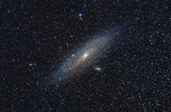 обоя космос, галактики, туманности, andromeda, galaxy, галактика, андромеды, m31