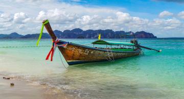 обоя корабли, лодки,  шлюпки, лодка