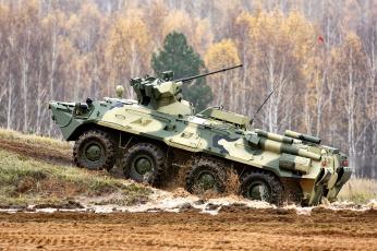 Картинка техника военная+техника газ 59034 бтр 82 1994г