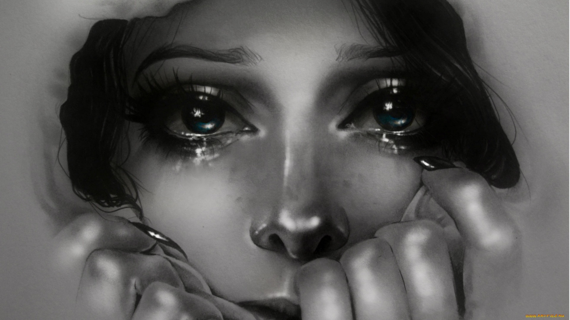 Супер картинки с плачущими