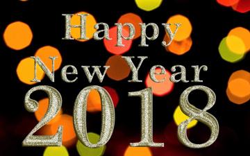 обоя праздничные, векторная графика , новый год, цифры, праздник, фон