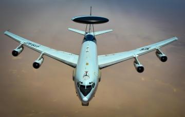 обоя авиация, боевые самолёты, авакс
