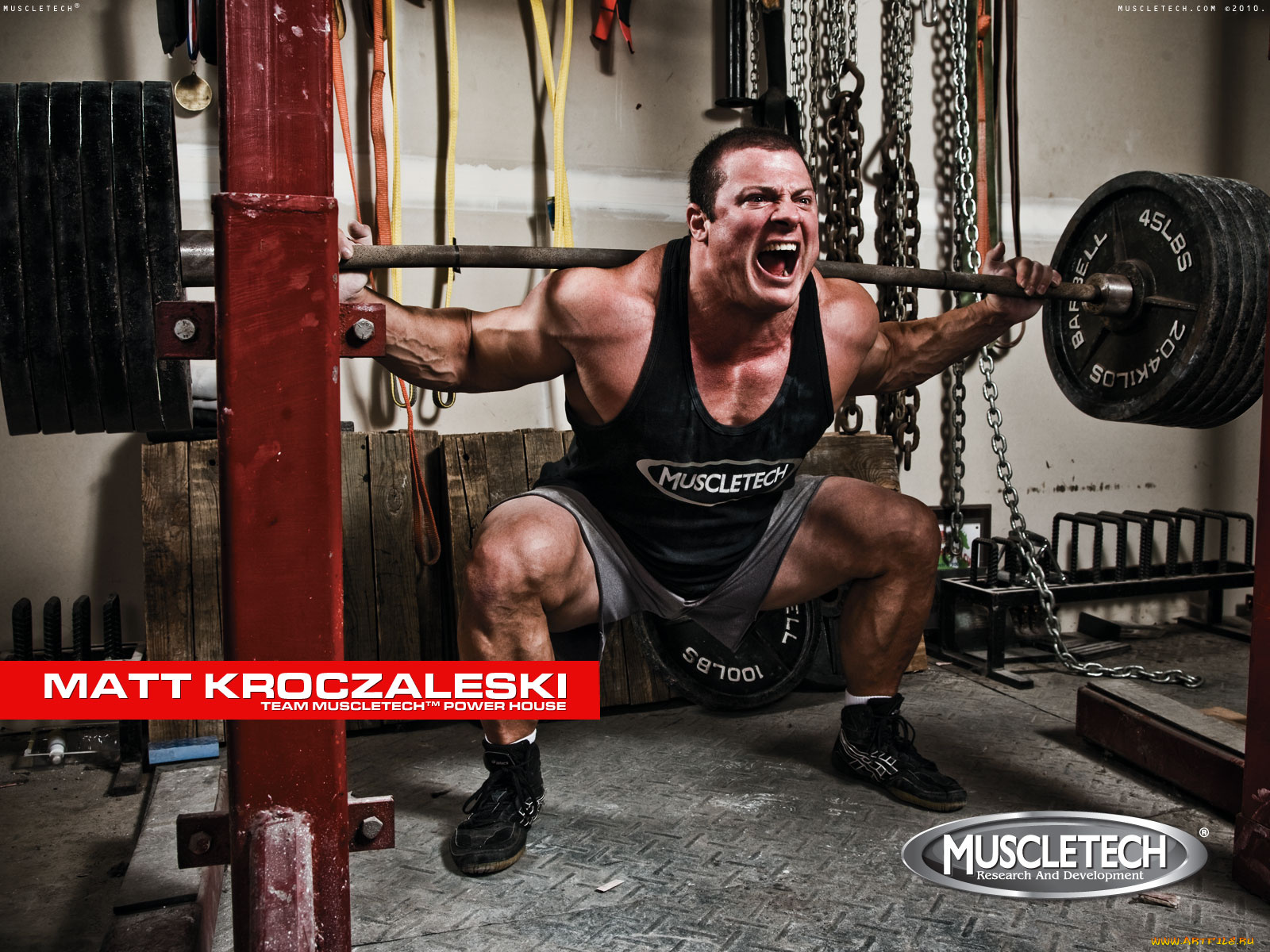 Matt Kroc Kroczaleski 12 Week Squat Program Muscle And Brawn - 800×500