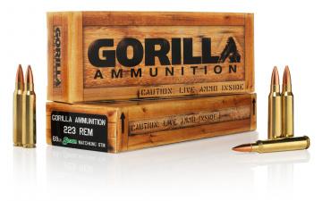 обоя оружие, пулимагазины, gorilla