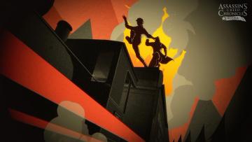 Картинка assassin`s+creed+chronicles +russia видео+игры assassin's creed chronicles боевик action russia