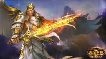 Картинка magic +storm+throne видео+игры stormthrone +aeos+rising персонаж