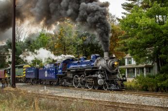 обоя техника, паровозы, состав, локомотив