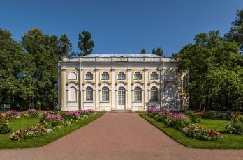 обоя ломоносов, города, санкт-петербург,  петергоф , россия, ораниенбаум, дворец, санкт-, петербург