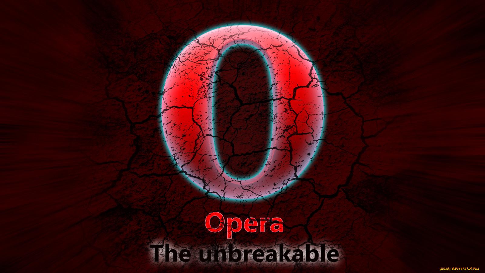 Opera black  № 3156869 без смс