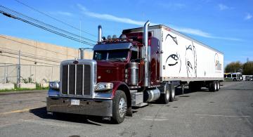 обоя peterbilt, автомобили, грузовик