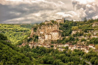 обоя города, - дворцы,  замки,  крепости, замок