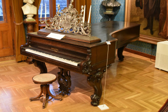 обоя музыка, -музыкальные инструменты, рояль