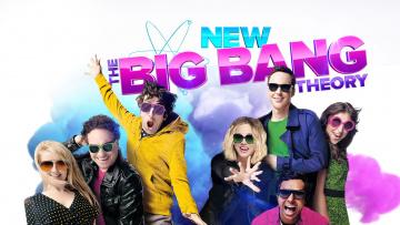 обоя the big bang theory, кино фильмы, персонажи