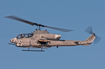 обоя bell ah-1w super cobra, авиация, вертолёты, вертушка