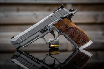 обоя sig sauer p226, оружие, пистолеты, ствол