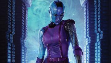обоя кино фильмы, guardians of the galaxy vol,  2, nebula, guardians, of, the, galaxy