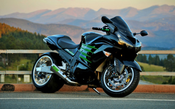 обоя мотоциклы, kawasaki, moto