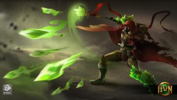 Картинка видео+игры heroes+of+newerth персонаж