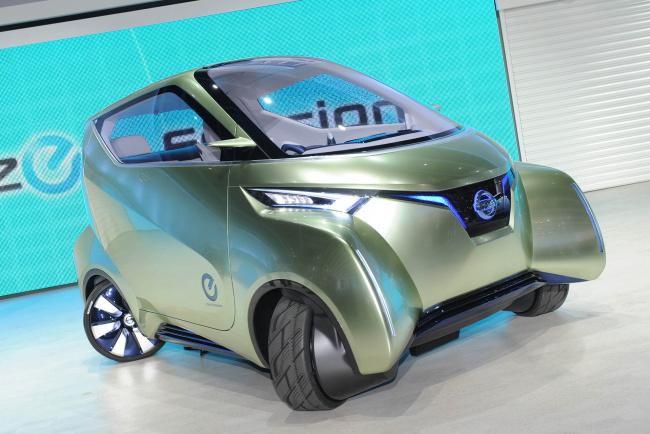 Nissan Pivo 3 Concept 2011