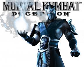 обоя mortal, kombat, deception, видео, игры